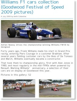 http://www.f1fanatic.co.uk/2009/07/04/williams-f1-cars-collection-goodwood-festival-of-speed-2009-pictures/