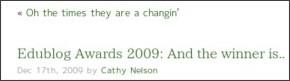 http://blog.cathyjonelson.com/?p=1044