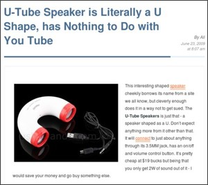 http://www.chipchick.com/2009/06/u-tube_speaker_literally_shape.html