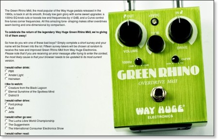 http://www.jimdunlop.com/contest/way-huge-green-rhino-giveaway