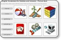 http://www.esolcourses.com/content/topics/hobbies/hobbies-picture-quiz.html