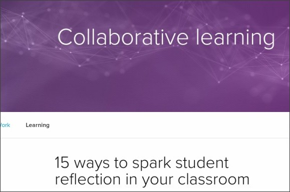 https://www.nureva.com/blog/15-ways-to-spark-student-reflection-in-your-classroom
