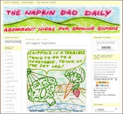 http://napkindad.blogspot.com/