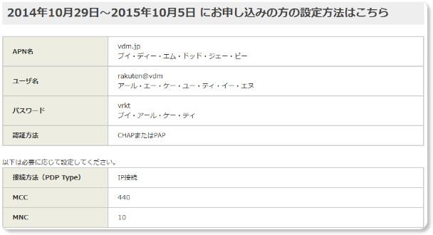 http://mobile.rakuten.co.jp/support/apn_info/