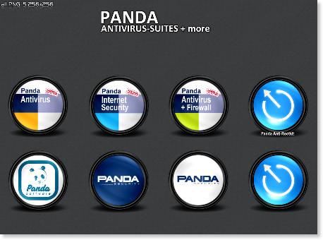 http://3xhumed.deviantart.com/art/Panda-SecuritySuitesPack-93479088