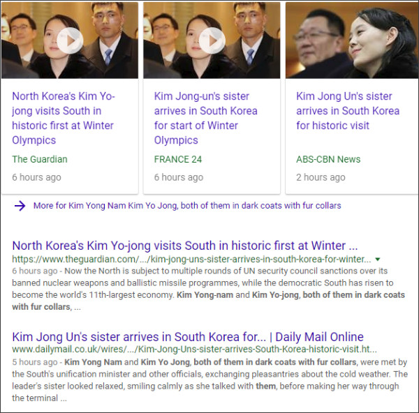 https://www.google.com/search?ei=U5t9WoriE9X2jwP86LCQAw&q=Kim+Yong+Nam+Kim+Yo+Jong%2C+both+of+them+in+dark+coats+with+fur+collars&oq=Kim+Yong+Nam+Kim+Yo+Jong%2C+both+of+them+in+dark+coats+with+fur+collars&gs_l=psy-ab.3...14690.14690.0.15645.1.1.0.0.0.0.248.248.2-1.1.0....0...1c.1.64.psy-ab..0.0.0....0.z5-3oRtrilk
