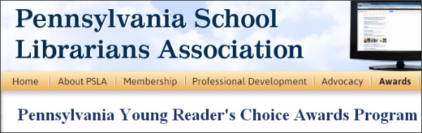 http://www.psla.org/awards/pa-young-reader-s-choice/