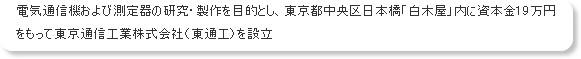 http://www.sony.co.jp/SonyInfo/CorporateInfo/History/history.html