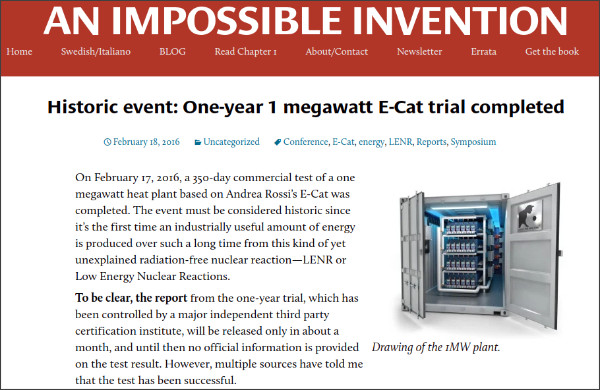 https://animpossibleinvention.com/2016/02/18/historic-event-one-year-1-megawatt-e-cat-trial-completed/