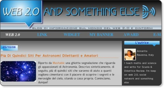 http://websomethingelse.blogspot.com/2008/10/pi-di-quindici-siti-per-astronomi_05.html
