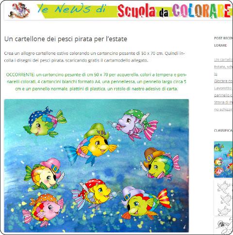 http://scuoladacolorare.wordpress.com/2014/05/21/un-cartellone-dei-pesci-pirata-per-lestate/