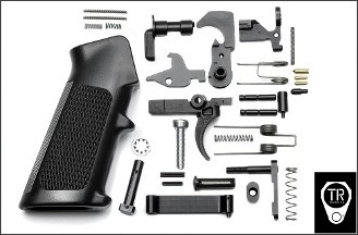 http://shop.lower80.com/AR-15-Complete-Lower-Parts-Kit-0001LPK.htm