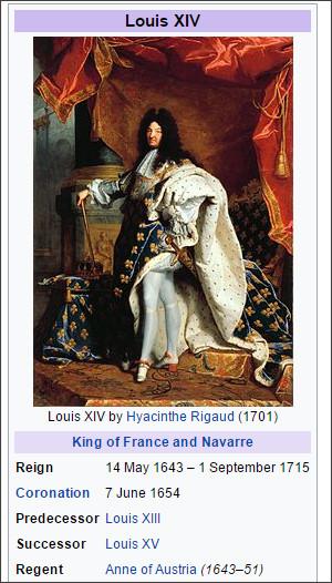 https://en.wikipedia.org/wiki/Louis_XIV_of_France
