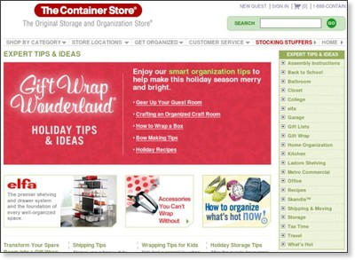 http://www.containerstore.com/experthelp/index.jhtml
