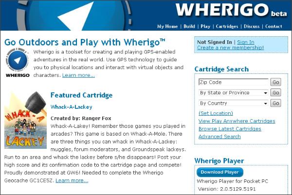 http://www.wherigo.com/