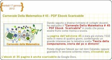http://www.lanostra-matematica.org/2012/01/carnevale-della-matematica-45-pdf-ebook.html