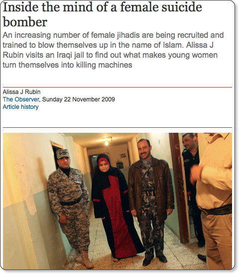 http://www.guardian.co.uk/world/2009/nov/22/female-suicide-bomber-iraq