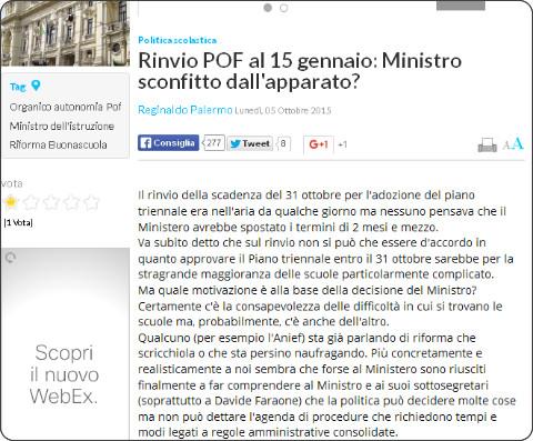 http://www.tecnicadellascuola.it/item/14330-rinvio-pof-al-15-gennaio-ministro-sconfitto-dall-apparato.html