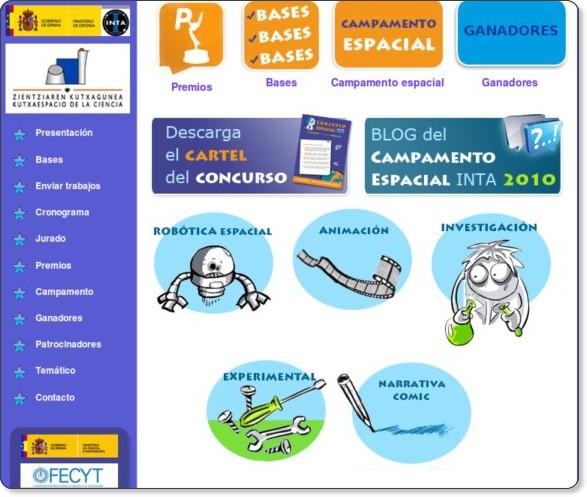 http://www.concursoespacial.com/