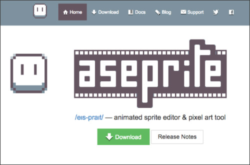 http://www.aseprite.org/