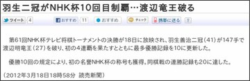http://www.yomiuri.co.jp/national/culture/news/20120318-OYT1T00490.htm