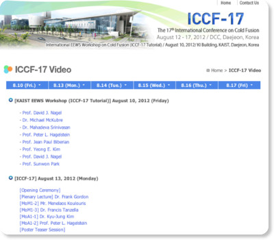 http://www.iccf17.org/sub16.php#16