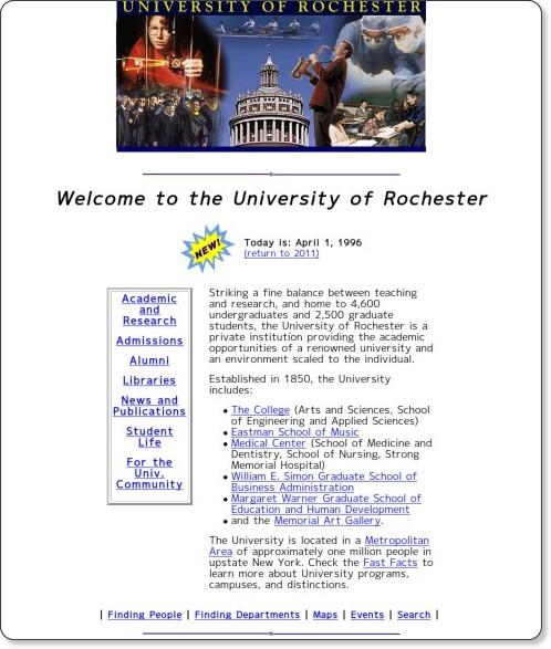 http://www.rochester.edu/