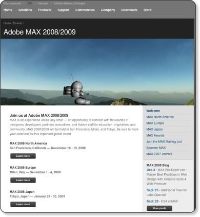http://max.adobe.com/