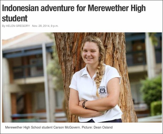 http://www.theherald.com.au/story/2729497/indonesian-adventure-for-merewether-high-student/?cs=305