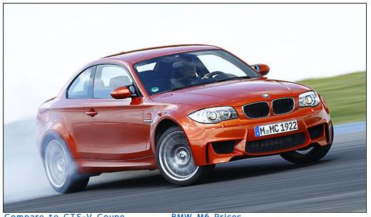 http://www.cardotcom.com/news/2011-bmw-1-m-coupe-hockenheim/