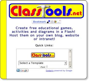 http://www.classtools.net/