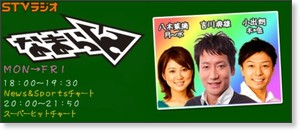 http://www.stv.ne.jp/radio/namaran/index.html