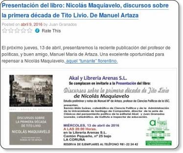 https://sartinefiles.wordpress.com/2016/04/09/presentacion-del-libro-nicolas-maquiavelo-discursos-sobre-la-primera-decada-de-tito-livio-de-manuel-artaza/