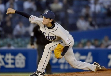 http://www.japantimes.co.jp/sports/2014/05/02/baseball/japanese-baseball/lions-kishi-tosses-no-hitter-against-marines/#.U2Q8-fk814A
