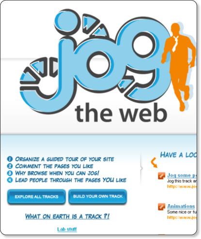http://www.jogtheweb.com/index.php?lang=gb