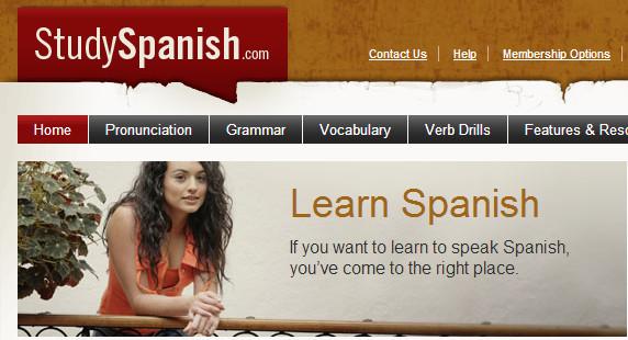 http://www.studyspanish.com/