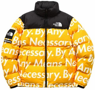 Supreme/The North Face Nuptse Jacket