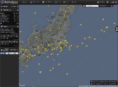 http://www.flightradar24.com/35.69,139.75/7