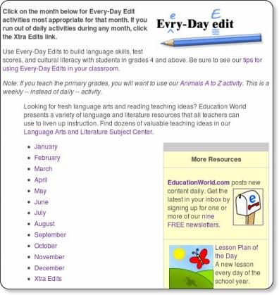 http://www.educationworld.com/a_lesson/archives/edit.shtml