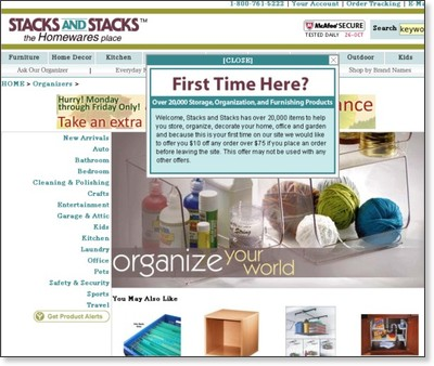http://www.stacksandstacks.com/organizers/34/