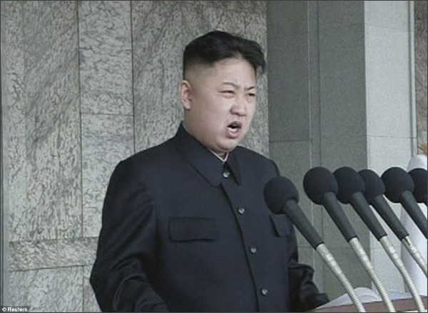 http://www.dailymail.co.uk/news/article-2129975/Kim-Jong-Un-New-North-Korean-leader-speaks-publicly-time.html