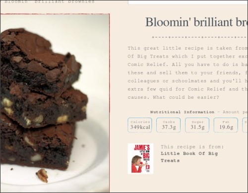 http://www.jamieoliver.com/recipes/chocolate-recipes/bloomin-brilliant-brownies