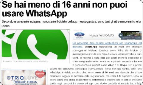 http://it.blastingnews.com/tecnologia/2015/06/se-hai-meno-di-16-anni-non-puoi-usare-whatsapp-00437747.html