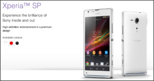 http://www.sonymobile.com/global-en/products/phones/xperia-sp/#red