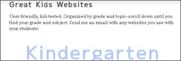 http://askatechteacher.wordpress.com/great-websites-for-kids/