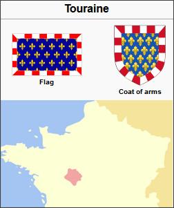 http://en.wikipedia.org/wiki/Touraine