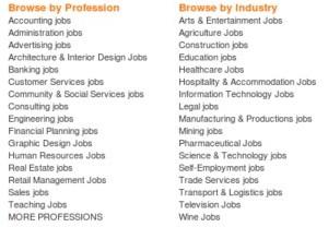The latest Job vacancies: Jobs in Australia