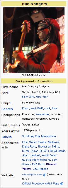http://en.wikipedia.org/wiki/Nile_Rodgers
