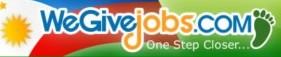 http://www.wegivejobs.com/index.asp