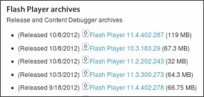 http://helpx.adobe.com/flash-player/kb/archived-flash-player-versions.html